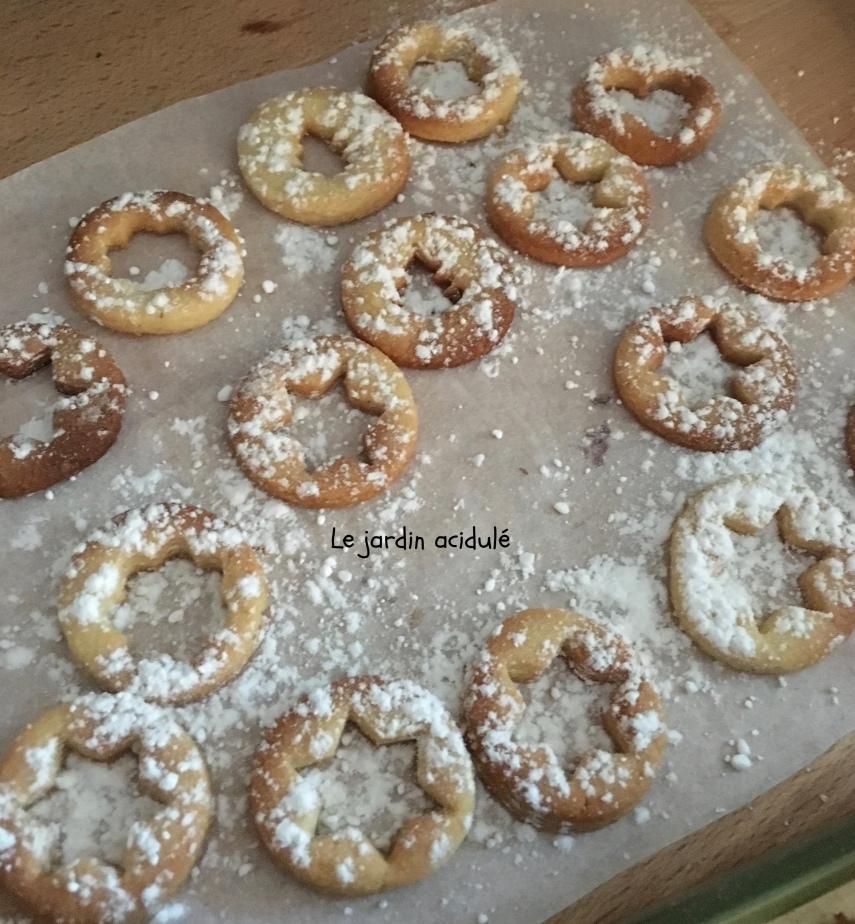 Spiced apple cake - gâteaux aux pommes et aux épices