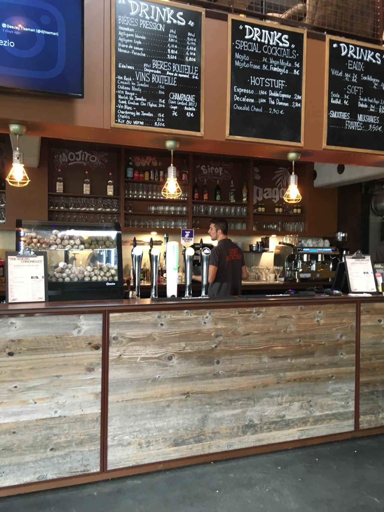 Bar Koezio