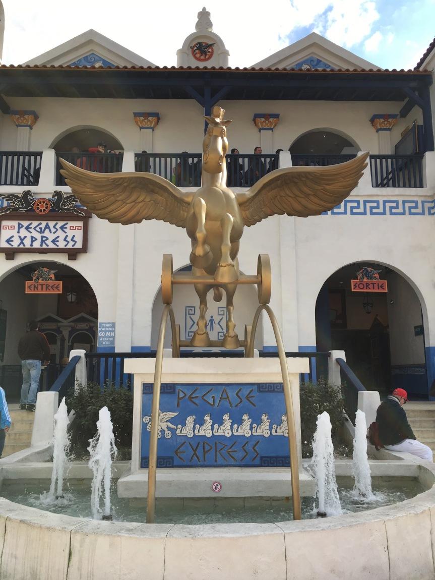 Parc Astérix Pégase Express 4