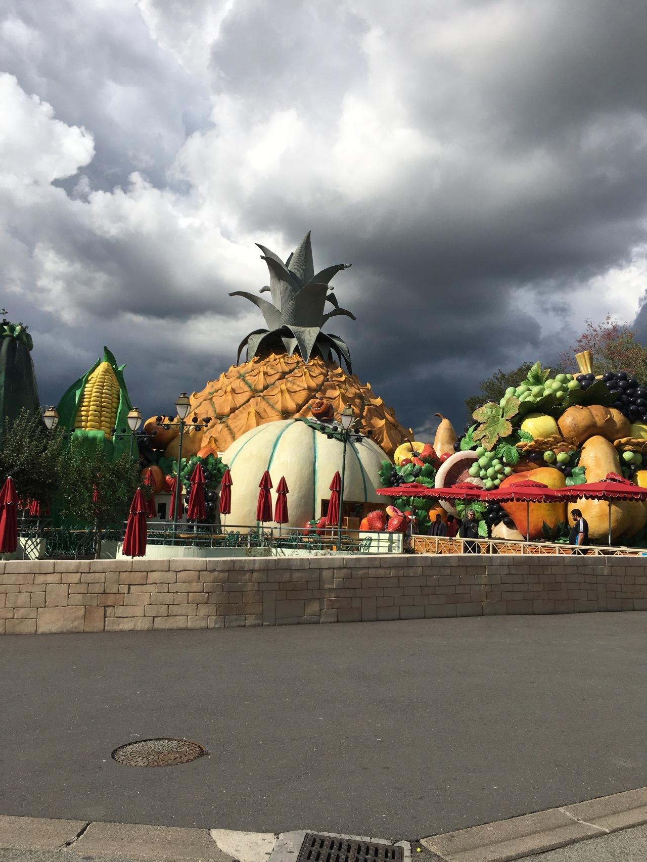 Parc Astérix Restaurant