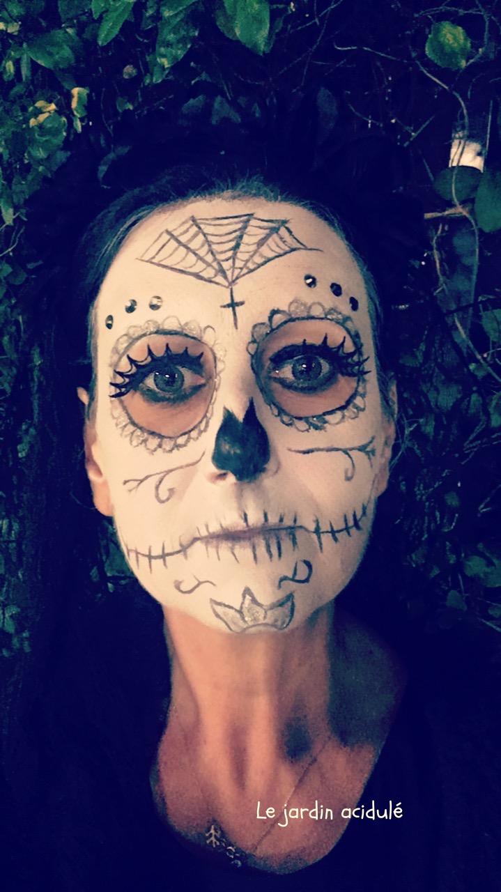 Halloween makeup 2