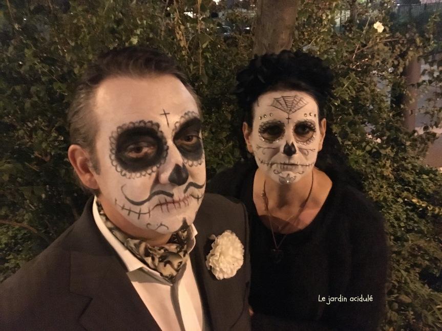 Halloween makeup 3