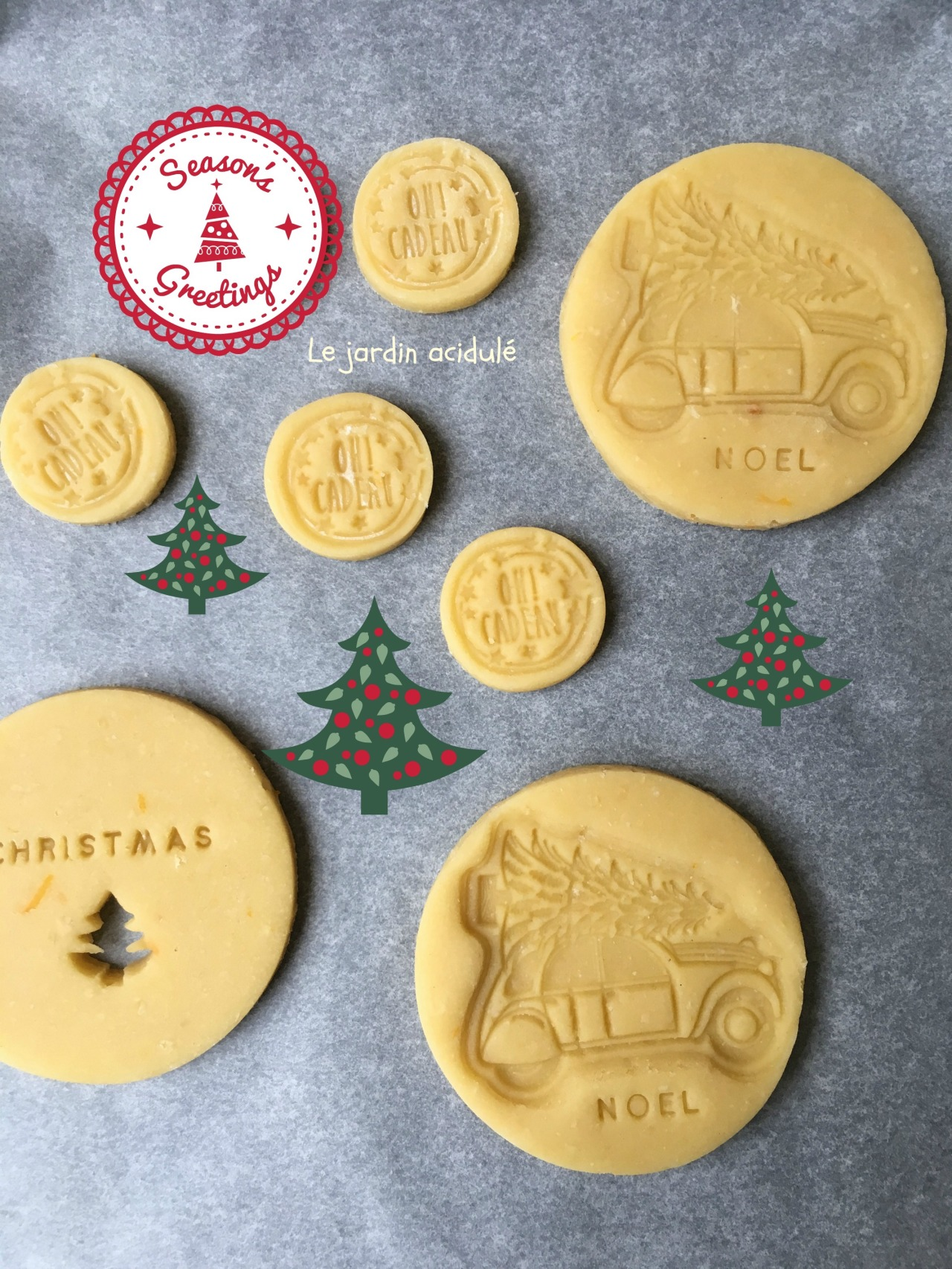 Biscuits Noël 2