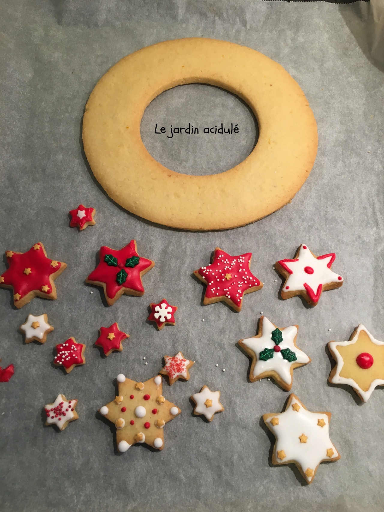 Biscuits Noël 4