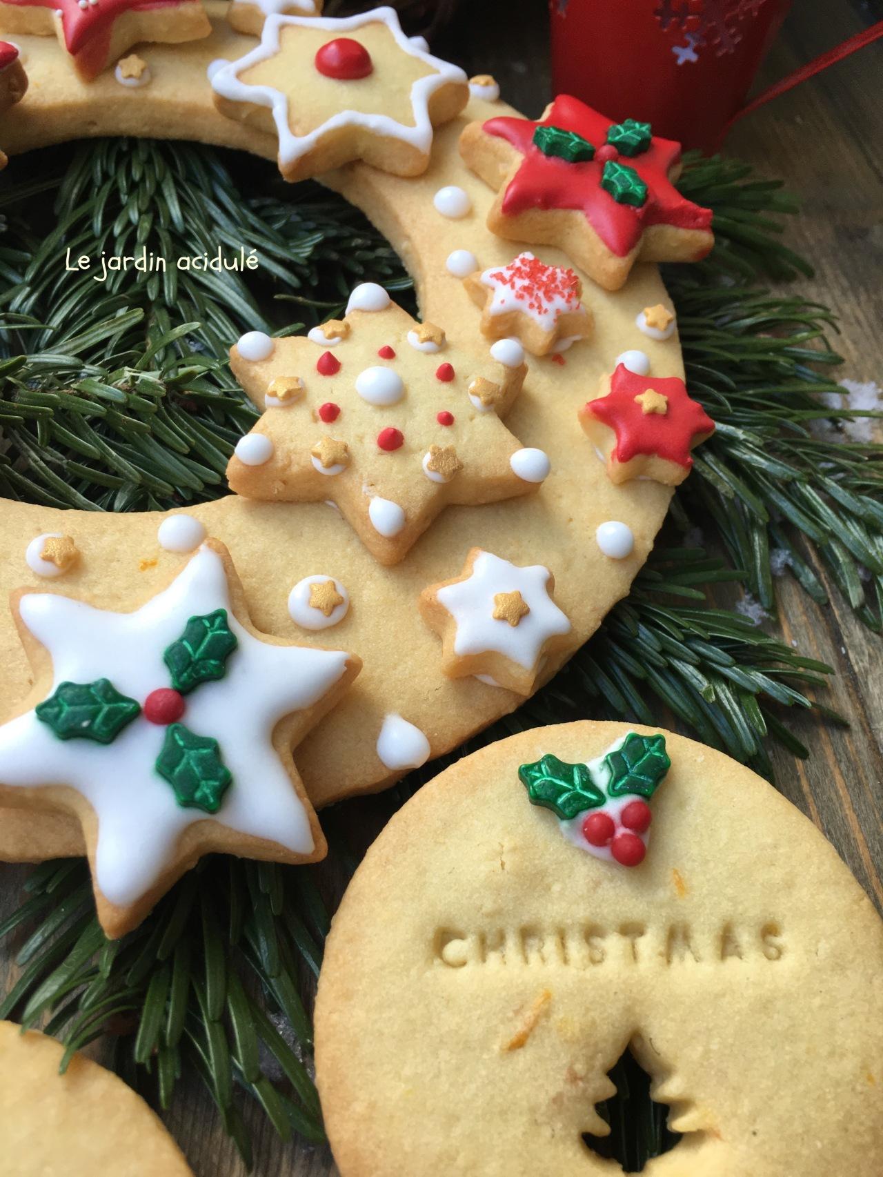 Biscuits Noël 7