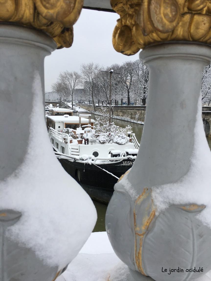 Paris neige 14