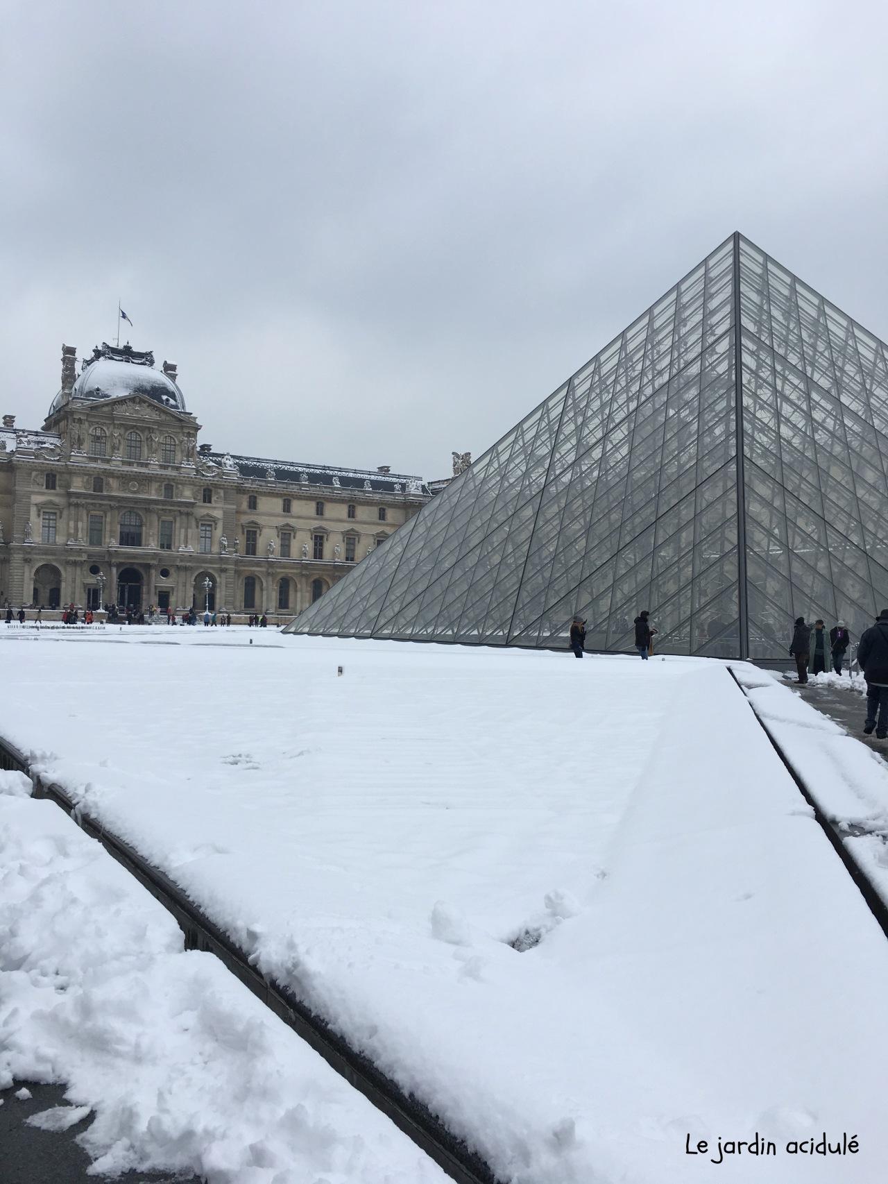 Paris neige 24