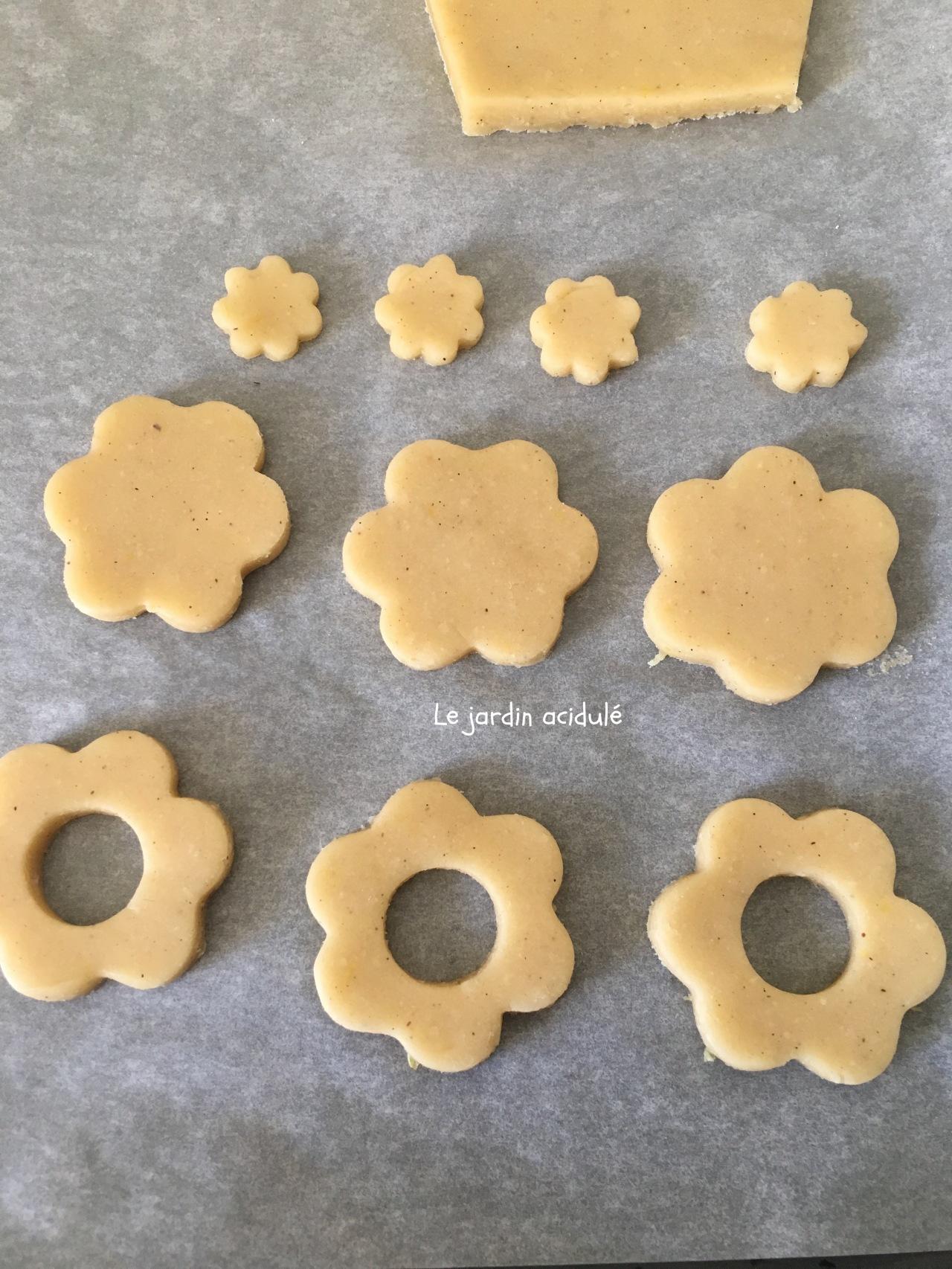 Biscuits citrons 1