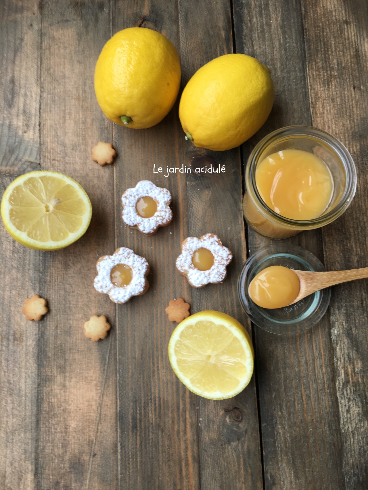 Biscuits citrons 5
