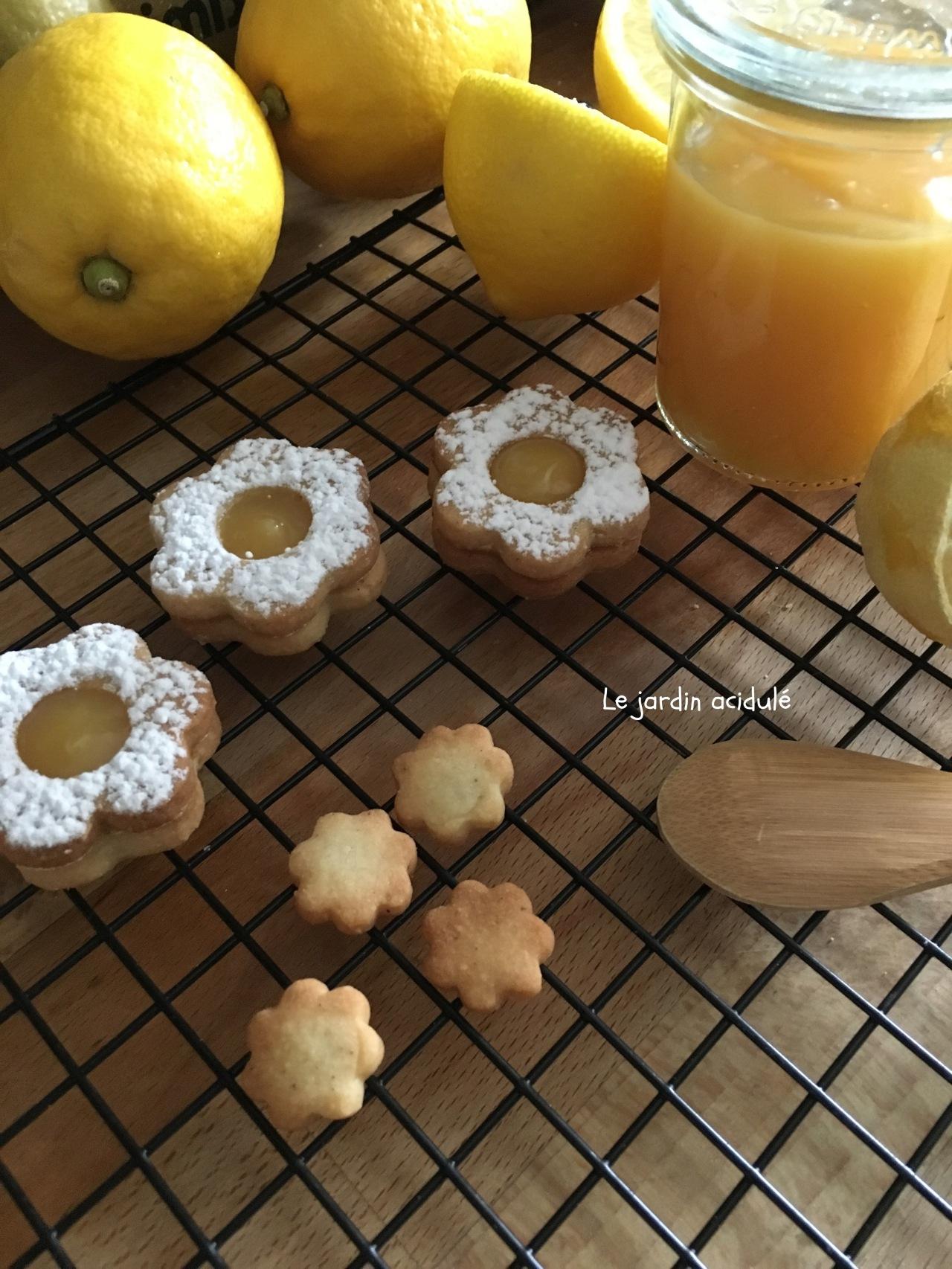 Biscuits citrons 6