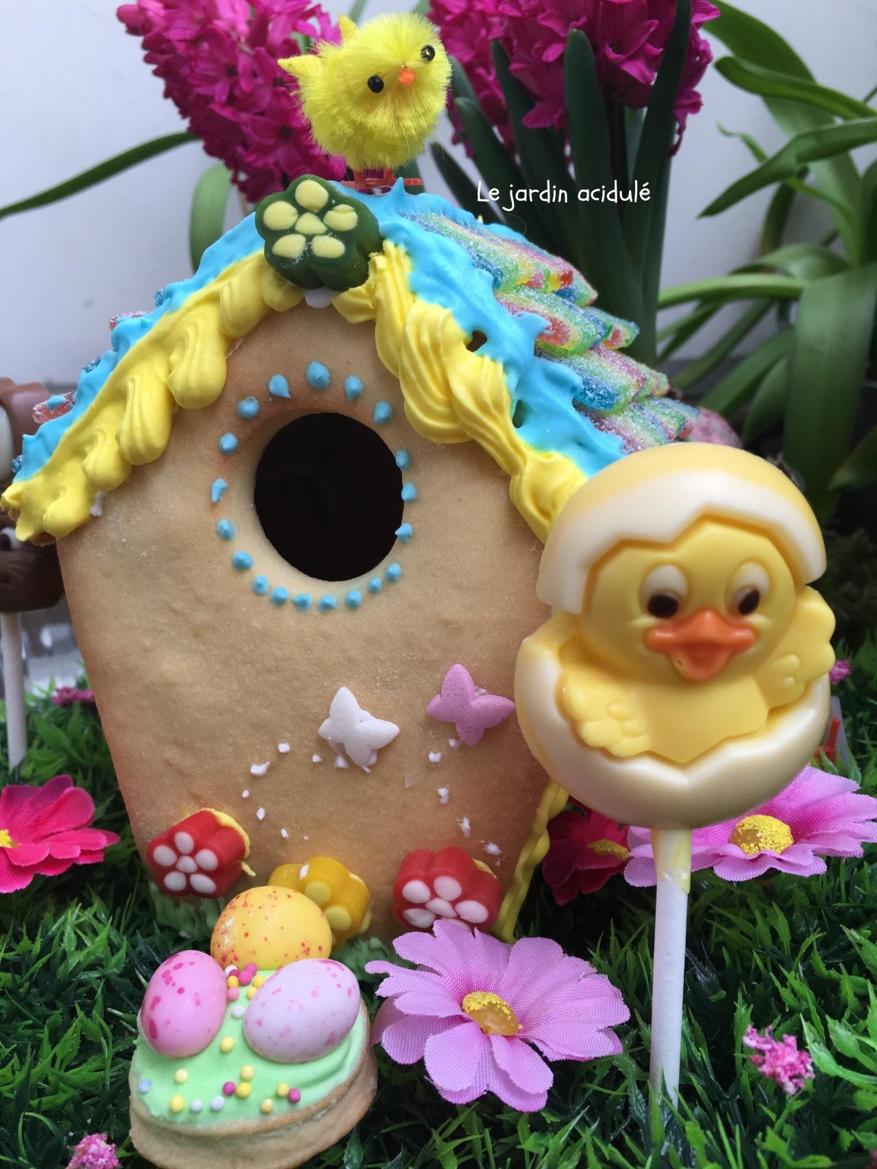 Maisonette de Pâques 7